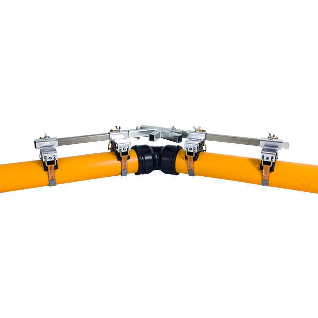Rohrhalteklemmen und Positionierungswerkzeuge