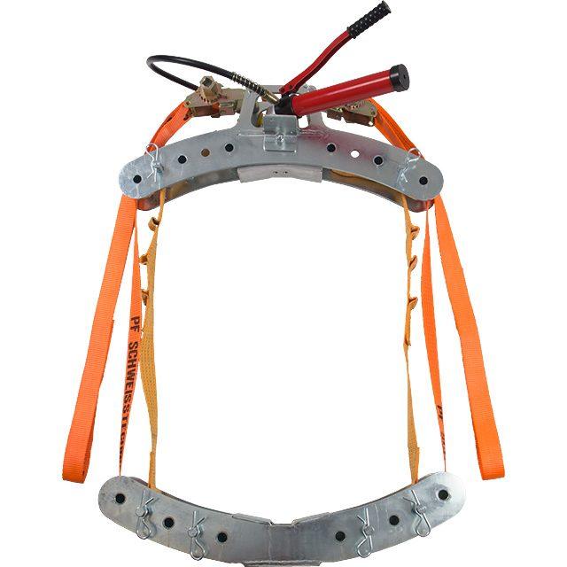 Hydraulic Strap Rounder