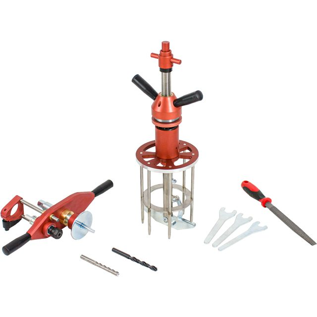 PLASSON LightFit Drilling and Clamping Tool